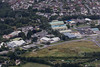 Aerial photo of Trenant Industrial Estate.