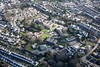 Bideford from the air.