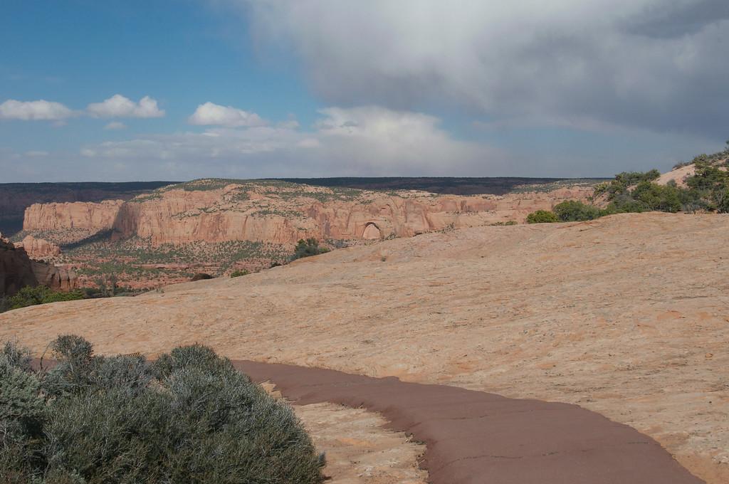 Sandal  Trail - Navajo Monument, NP, AZ
