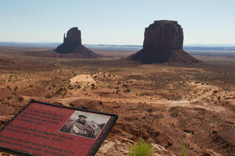 John Wayne's favorite View, Monument Valley, AZ