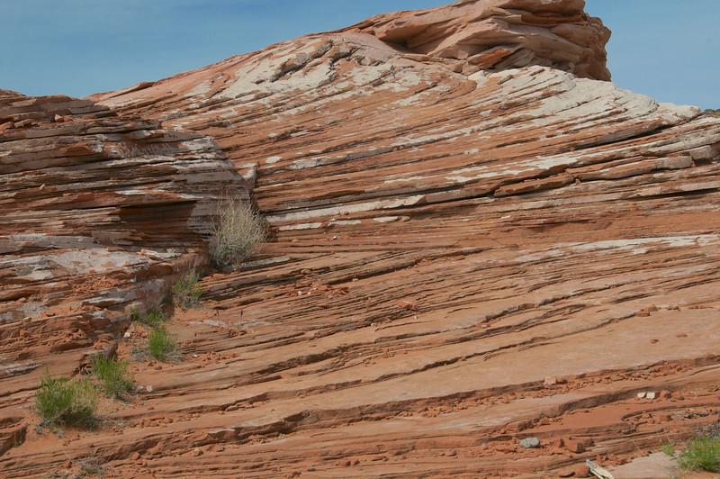 Scale the Rock - Antelope Canyon, AZ