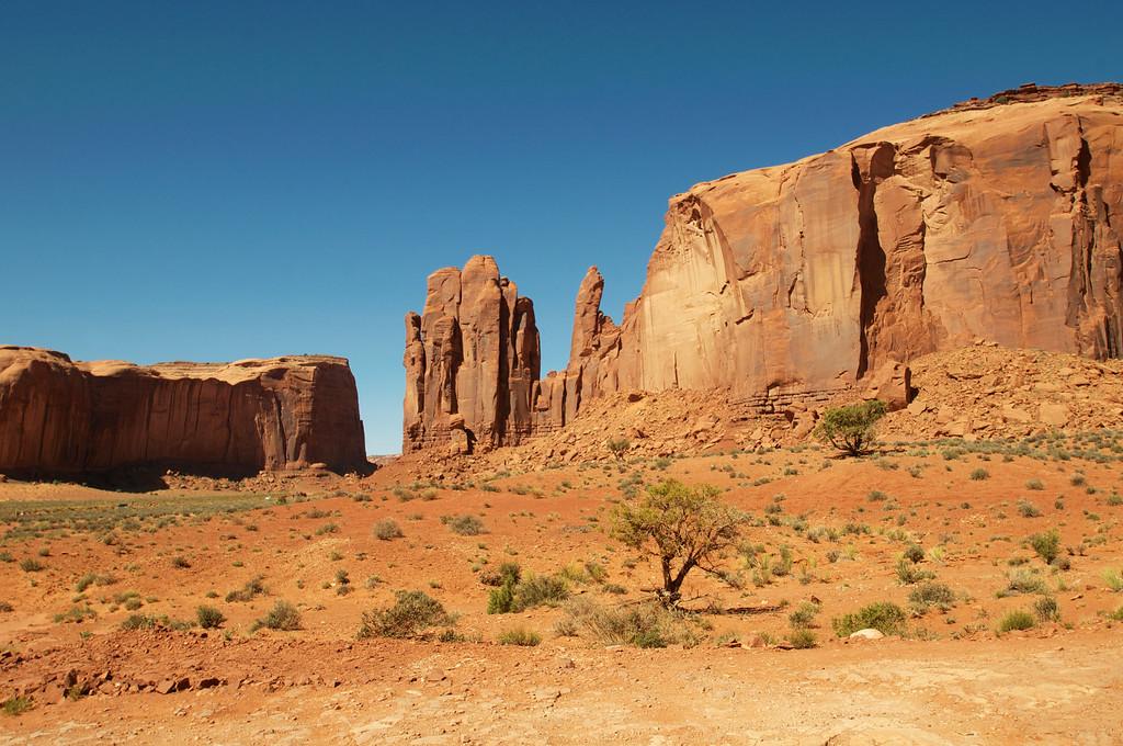 Camel  Butte, Monument Valley, AZ