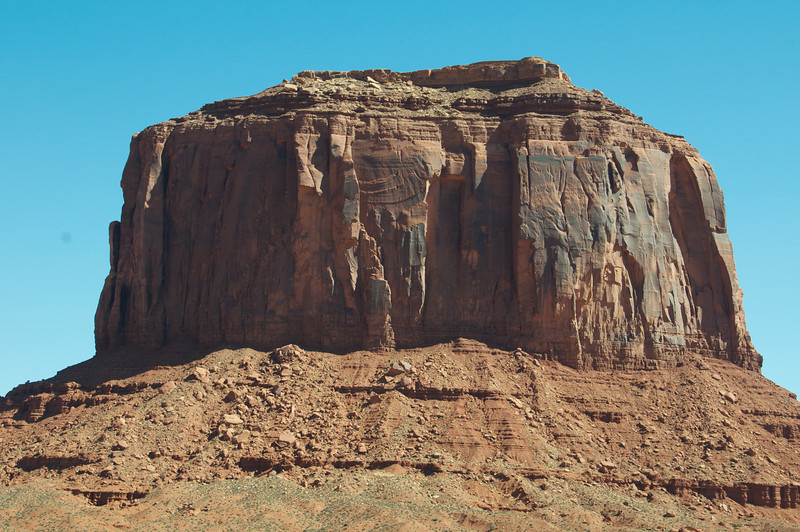 The Mittens, Monument Valley, AZ