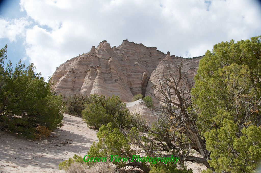 Tent rocks like I've never seen