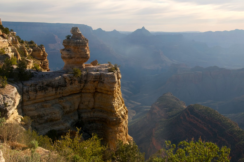 Grand Canyon, early am