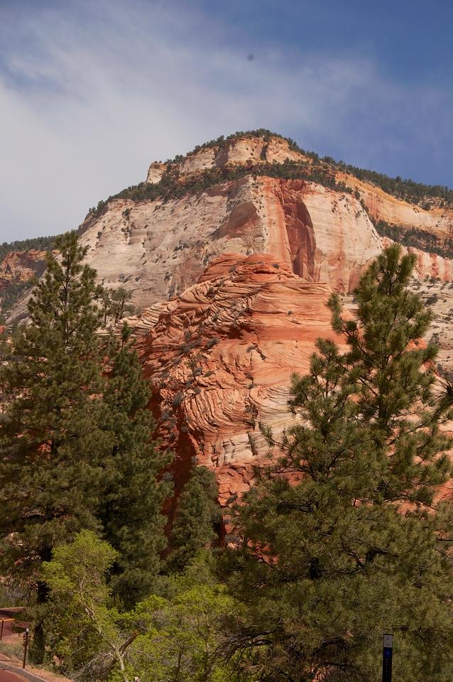 Utah's beautiful park - Zion