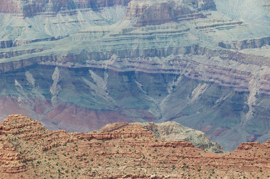 Colorful canyon