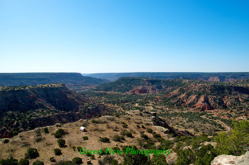Palo Dura Canyon