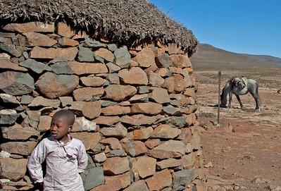 Lesotho and Sani Pass