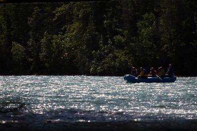 White Water Rafting Class
