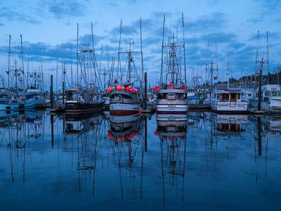 Sitka Harbor is alive with fishing boats in many shapes and sizes, but there are also pleasure craft