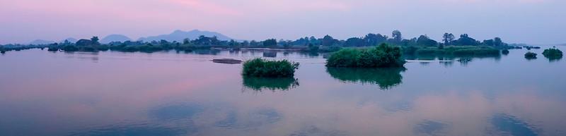 Don Det (4000 Islands), Laos