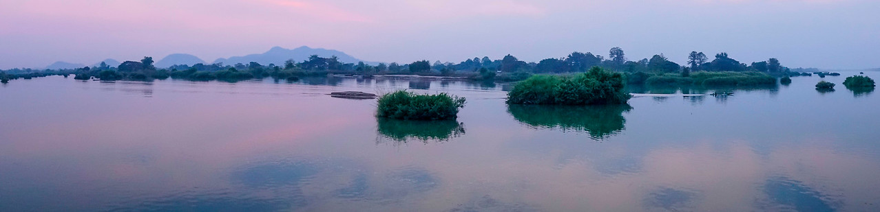 Don Det (4000 Islands), Laos