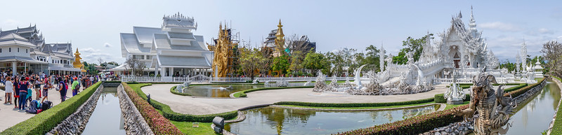 White Palace, Chiang Rai, Thailand