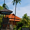 Entrance to the Westin Nusa Dua Bali