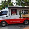 """Seen on Khao San Road, the """"Baht-mobile!"""""""