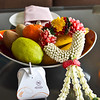 Welcome amenity at the Royal Orchid