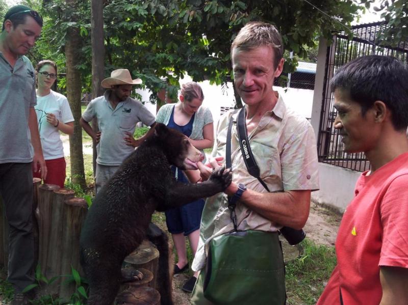 Phnom Tamau Animal Rescue Center