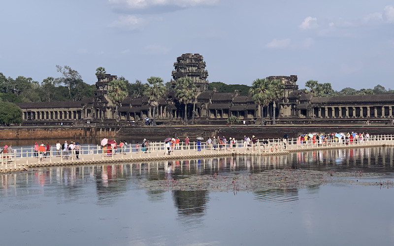 solo travel cambodia: get ready to do a trek