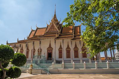 Royal Palace - Silver Pagoda