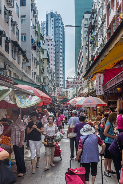 Hong Kong Day Market