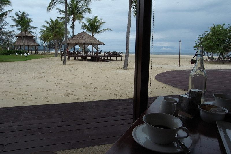 Breakfast at the Coast, nice coffee