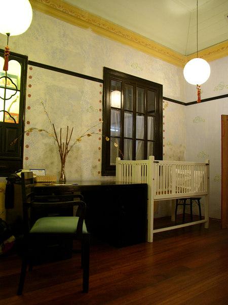 Peony, Cheong Fatt Tze Mansion