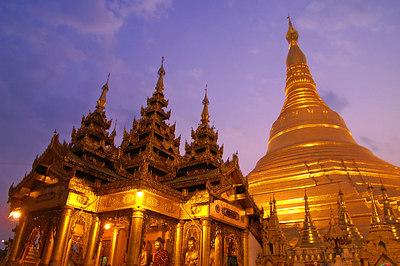 Myanmar, 2007 Feb
