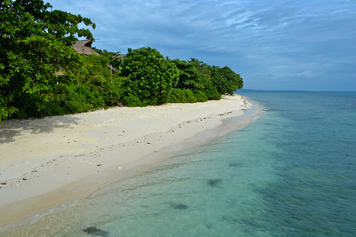 Nikoi Island, Indonesia
