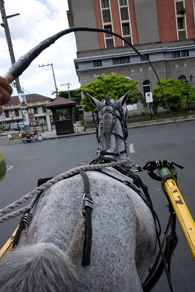 Horse Ride around Intramuros