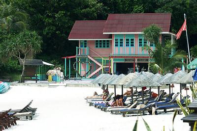 Pulau Redang, 2007 Aug