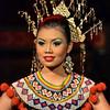 Dancer at the cultural village