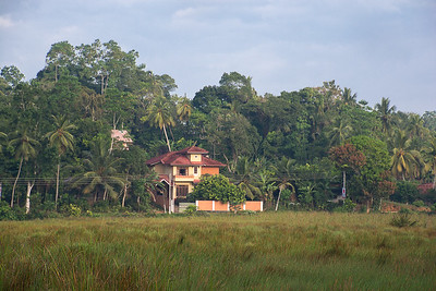 The mansion in Weligama - our home