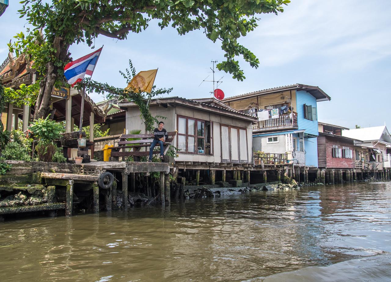Chaophraya River - Noi Canal