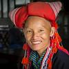 Red Dzao woman