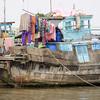 On the Mekong, nr. Saigon