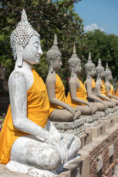 Wat Yai Chai Mongkhon, Ayutthaya