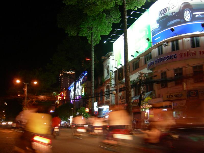 Saigon Strip - Vietnam