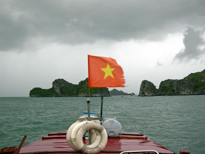 Stubborn Pride - Ha Long Bay, Vietnam