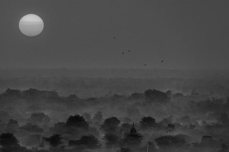 Mynmar - Bagan