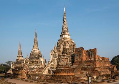 Wat Phra Si Sanphet, Ayutthaya