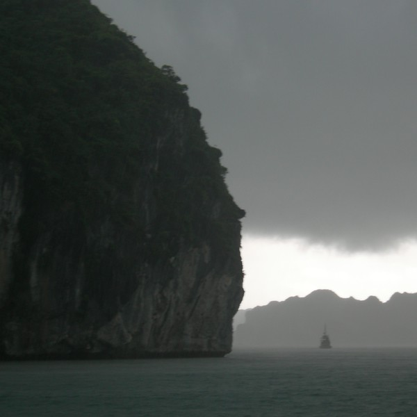 Maid of the Mist - Ha Long Bay, Vietnam