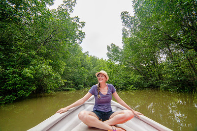 Rowing Through Geoforest