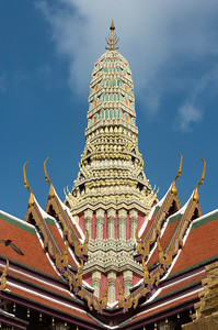 Temple of Emerald Buddha, Bangkok