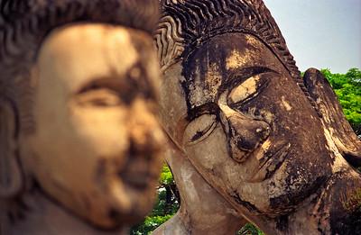 Buddha Park, Xieng Khuan, Laos