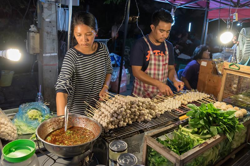 Bang Lan Night Market, Ayutthaya