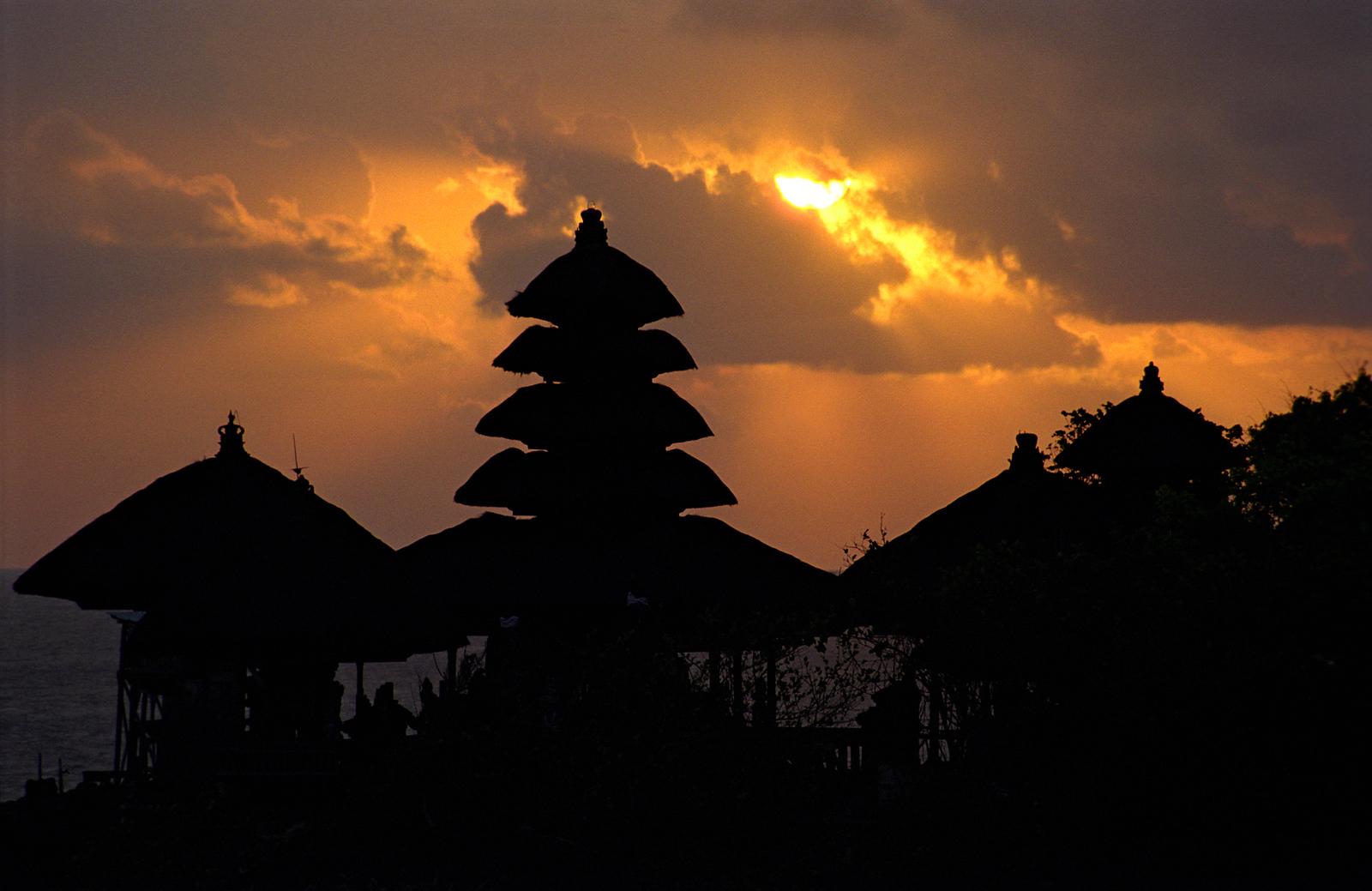 Pura Tanah Lot Temple, Bali