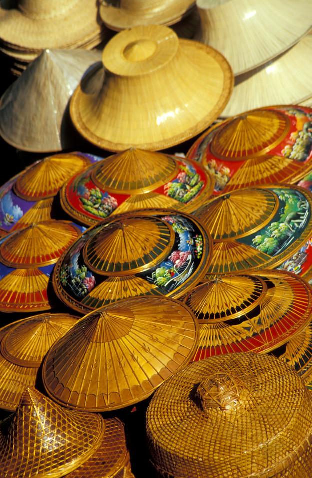 Straw Hats, Thailand