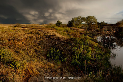 Summer Storm in the distance | The Secret Spot | Aurora Colorado