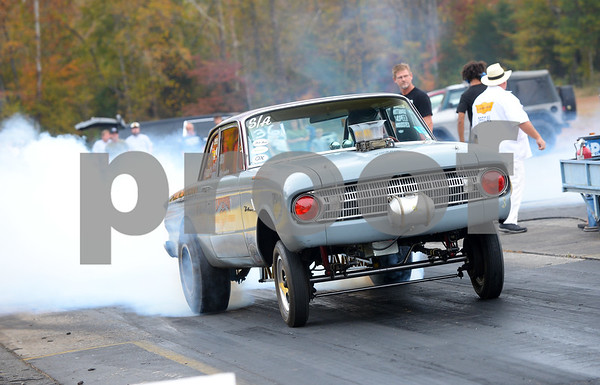 Southeast Gasser Finale Shady Side Dragway - NHRA Southeast Division
